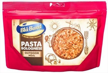 Bla Band Pasta Bolognese Camping & Backpacking Food, Single Pouch