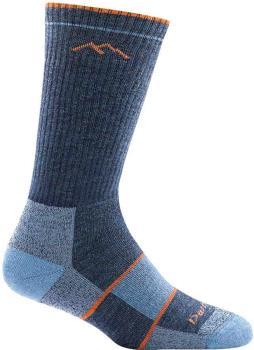 Darn Tough Womens Hiker Boot Full Cushion Women's Hiking Socks, L Denim