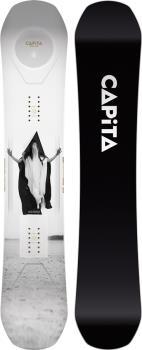 Capita SuperDOA Hybrid Camber Snowboard, 155cm Wide 2022