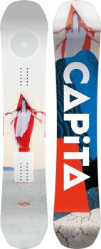 Capita DOA Hybrid Camber Snowboard, 158cm 2022