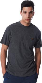 Filson Ranger Solid Pocket Short Sleeve Cotton T-Shirt L Dark Grey