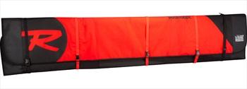 Rossignol Hero 4P Ski Bag, 230cm Black/Red