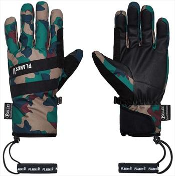 Planks Peacemaker Insulated Ski/Snowboard Gloves, M Autumn Camo