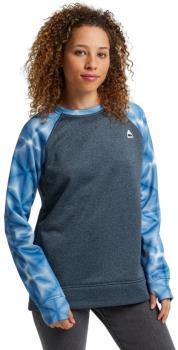 Burton Oak Crew Pullover Women's Sweater Jumper, S Dress Blue