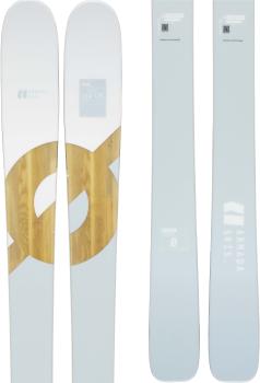 Armada Stranger Skis 180cm, White, Ski Only, 2022