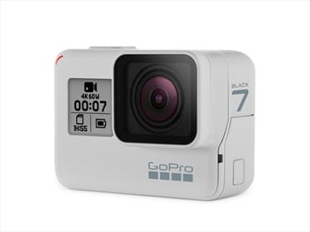 GoPro HERO7 Action Camera Black Dusk White With Free 16GB Memory Card