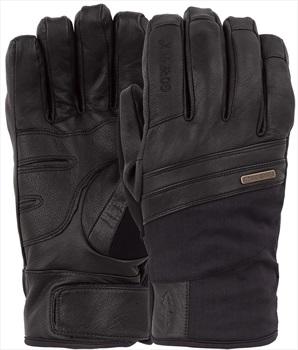 POW Royal Gore-Tex Ski/Snowboard Gloves S Black
