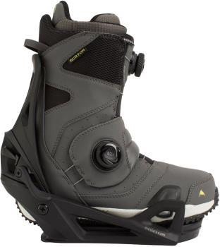 Burton Photon Step On Snowboard Binding & Boot, UK 7.5 Gray 2021