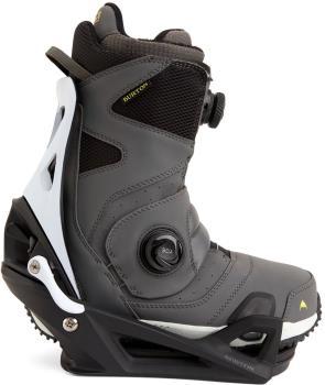 Burton Photon Step On Snowboard Binding & Boot, UK 7.5 Gray X 2021