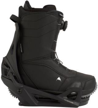 Burton Ruler Step On Snowboard Bindings & Boots, UK 8.5 Black 2021