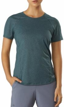 Arcteryx Womens Tolu Top Ss Women's T-Shirt, L Astral