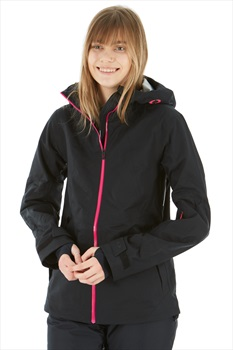 Oakley Thunderbolt 2.0 Shell Women's Ski/Snowboard Jacket, S Blackout