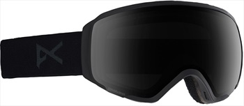 Anon WM1 Sonar Smoke Women's Ski/Snowboard Goggles, S/M Smoke