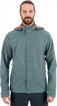 Mammut Trovat HS Hooded Waterproof Hardshell Jacket, S Storm Zion