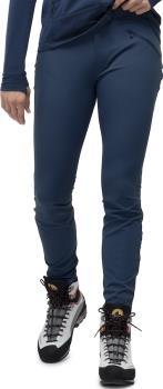 Norrona Falketind Flex1 Slim Women's Softshell Trousers UK 12 Indigo