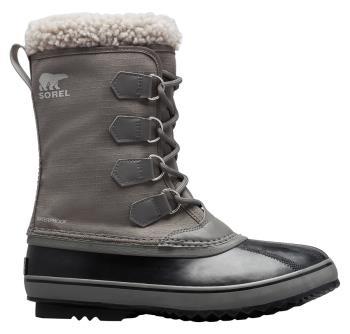 Sorel 1964 Pac Nylon Men's Winter Snow Boots, UK 9.5 Quarry Dove