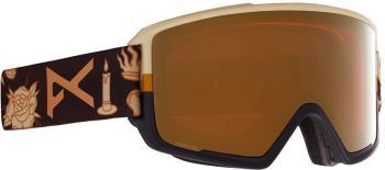 Anon M3 Perceive Sunny Bronze Ski/Snowboard Goggles, M/L Sheridan