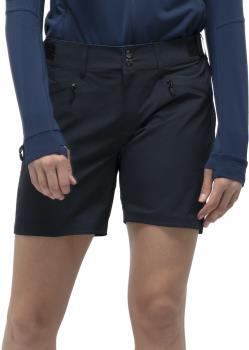 Norrona # Falketind Flex1 Women's Hiking Shorts, UK 12 Caviar