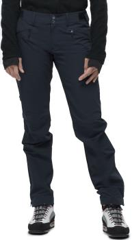Norrona Falketind Flex1 Women's Softshell Trousers, UK 8 Caviar