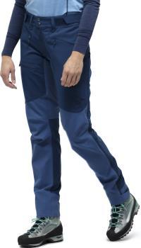 Norrona Falketind Flex1 Heavy Duty Women's Shell Pants, UK 12 Indigo
