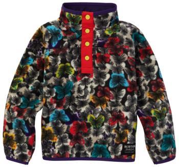 Burton Kid's Kid's / Toddler Spark Fleece Anorak, 4T Multi Butterfly