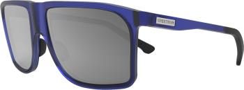 Spektrum Anjan Infrared Wayfayer Square Sunglasses, Cobalt Blue