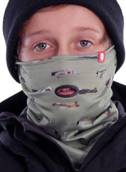 Airhole Airtube Snowboard/Ski Neck Chube XS Top Gun
