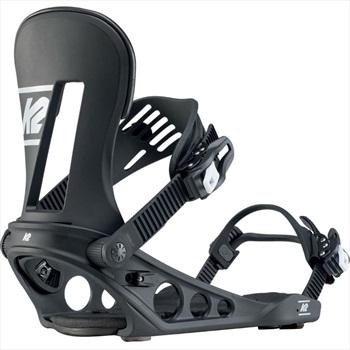K2 Line Up Snowboard Bindings, Xl Black 2020