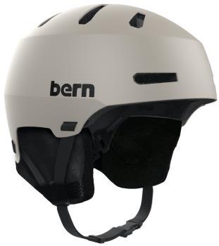 Bern Macon 2.0 MIPS Ski/Snowboard Helmet, M Matte Sand