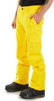 Bonfire Adult Unisex Tactical Ski/Snowboard Pants, Xl Yellow