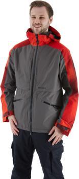 Bonfire Cache 3-in-1 Map Stretch Ski/Snowboard Jacket M Charcoal