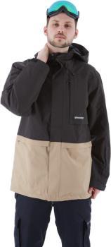 Bonfire Vector Men's Ski/Snowboard Jacket, XL Black
