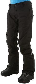 Nikita White Pine Stretch Women's Ski/Snowboard Pant, XS Black