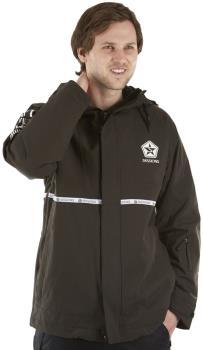 Sessions Scout Ski/Snowboard Jacket, S Black