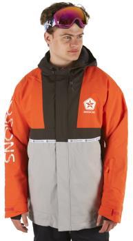 Sessions Scout Ski/Snowboard Jacket, M Grey