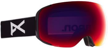 Anon M2 Perceive Sunny Red Ski/Snowboard Goggles, M/L MFI Black
