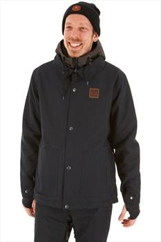 Airblaster Men's Work Ski/Snowboard Jacket, M Black