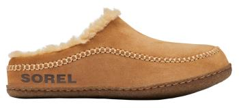 Sorel Lanner Ridge Men's Slippers, UK 9 Camel Brown
