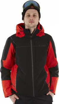 Spyder Titan GTX Ski/Snowboard Jacket, S Black