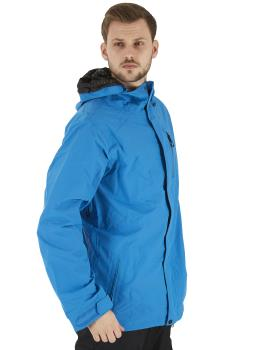 Volcom L Gore-Tex Ski/Snowboard Jacket, Xl Cyan Blue