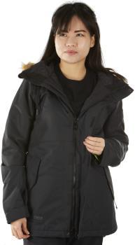 Volcom Shadow Insulated Women's Ski/Snowboard Jacket, Uk 8 Black
