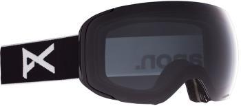 Anon M2 Polarized Smoke Ski/Snowboard Goggles, M/L Black