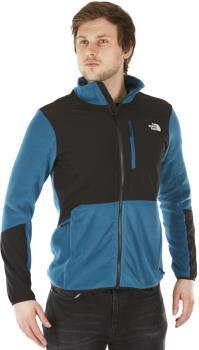 The North Face Adult Unisex Glacier Pro Full-Zip Fleece Jacket, L Moroccan Blue