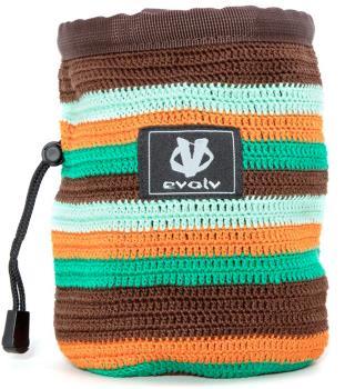 Evolv Knit Rock Climbing Chalk Bag, Cantina