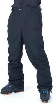 Planks Adult Unisex Easy Rider Ski/Snowboard Pants, L Black