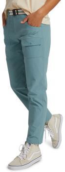 Burton Womens Women's Chaseview Slim Stretch Pant, S Trellis