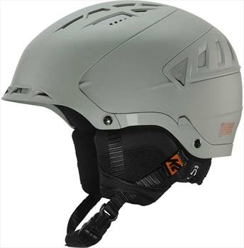 K2 Diversion Snow/Bike Helmet, S Grey