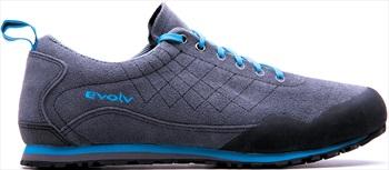 Evolv Zender Approach Shoes, UK 11 Slate Grey