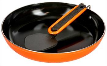 Jetboil Summit Skillet Compact Camping Frying Pan, OS Black/Orange