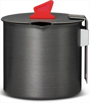 Primus Trek Pot Lightweight Camping Cookware, 0.6L Grey